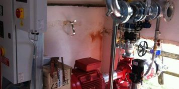 Fire Protection Regulation Implementation Adjustments